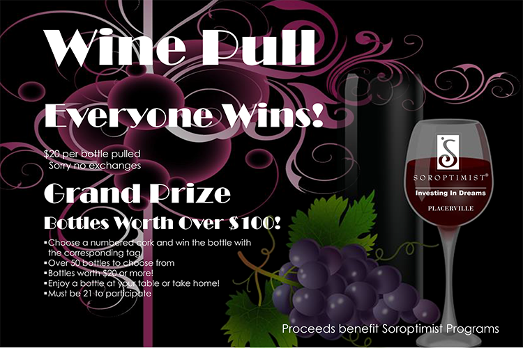 Wine Pull - Everyone Wins!
