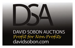 David Sobon Auctions - Profit for Non-Profits
